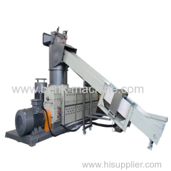 Plastic PP/PE/PS/LLDPE Film Pelletizing Machine