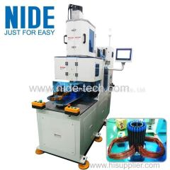 Good price Vertical automatic stator winder electric motor coil winding machine for sale