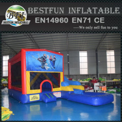 Mickey mouse jumping castle inflatable bouncer