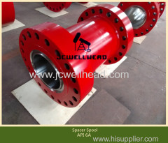 "API 6A Riser Spool 18 3/4"" x 10000psi Wellhead Spacer Spool"