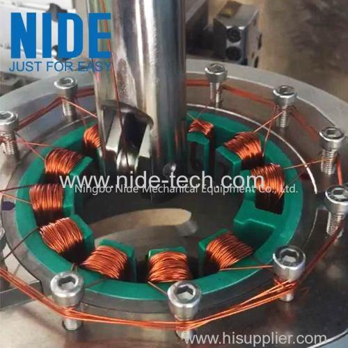 машина замотки иглы сервопривода обмотки машины статора мотора bldc для продажи