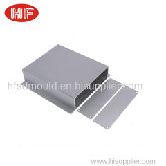 Customized Extruded aluminum profile enclosure for electronic