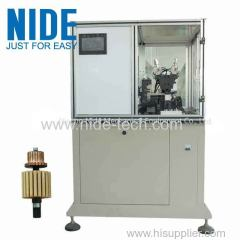Open motor rotor slot insulation paper insertion machine for sale