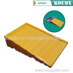 KOUDX Poly Spill Pallet Ramp