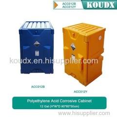 KOUDX Polyethylene Corrosive Cabinet