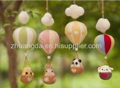 Pure wool pendant wool toy handicraft