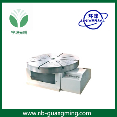 TK12 SERIES HOR.NC ROTARY TABLE