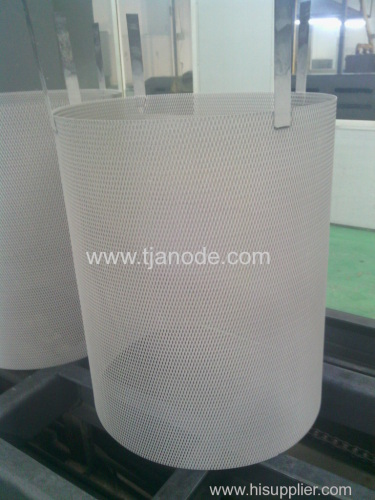 Platinized Anodes for Hard Chrome Plating/Hexavalent Chrom Plating/Chrome Plating