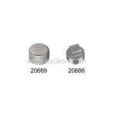 stainless steel pipe part plug&cap