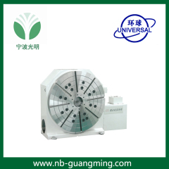 TL13800E(EL) series Hor./vert.NC rotary table with through hole