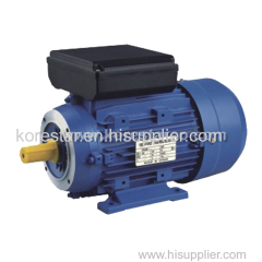KOREPOWER MY Series Single Phase Aluminum Housing Asynchronous AC Electric Induction Motor