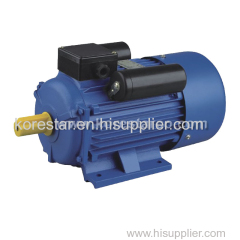 KOREPOWER YCL Series Single Phase Asynchronous AC Electric Induction Motor