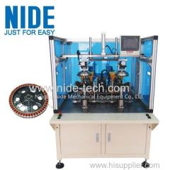 Full automatic electirc Wheel Motor Winding Machine for hub motor stator