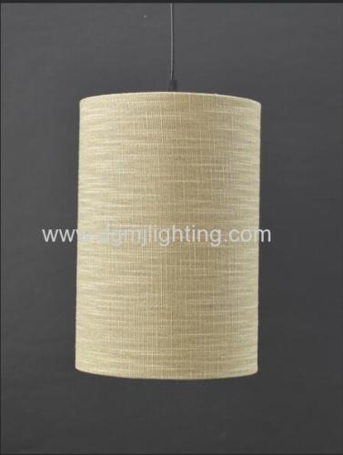 Linen Cylinder Shade D210*H310MM