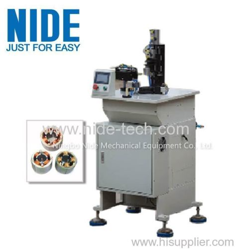 Multi Pole Stator Needle Winding Machine