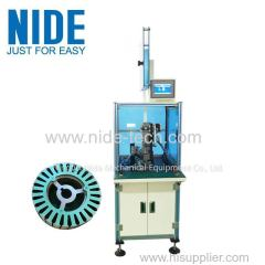 wheel hub motor external armature insulation paper inserting machine manufacturer