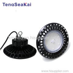 Factory warehouses lighting waterproof Industrial 50w 100w 150w 200w 250w UFO led high bay light