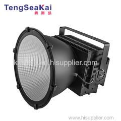 aluminum Heatsink 600W 800W High mast lighting LED High bay light Reflector/Shade 60Degree