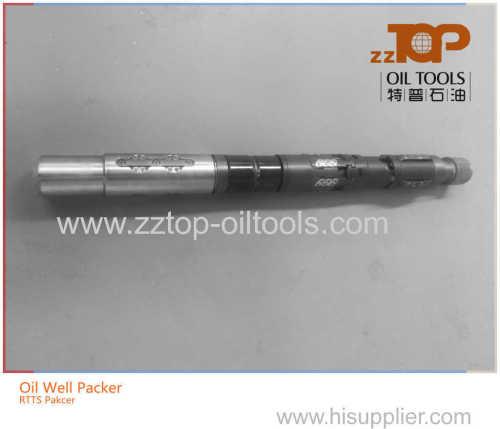 Downhole Testing High Pressure Retrievable Packer RTTS packer