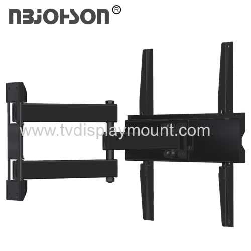 "Full Motion LCD TV Wall Mounts 23""-56"" Screen 180° Swivel"