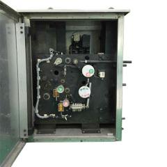 CT35 spring operating mechanism