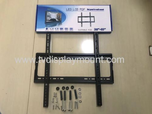 Easy fixed accessories vesa stand tv wall mount bracket