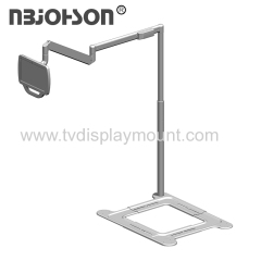 Gas-spring Single Medical Monitor Arm Computer Mount Stand Fixing