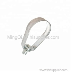 Adjustable Swivel Ring Steel Band Hanger