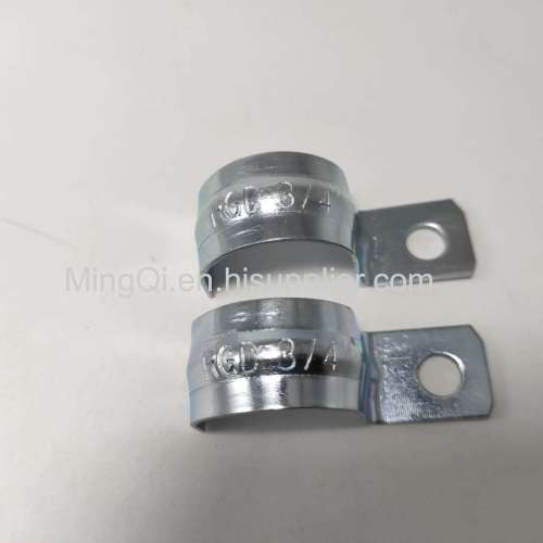 Electrical One Hole Strap for Conduit