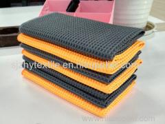 User-friendly Design Microfiber Waffle Towel