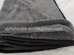 Factory Supply Ultrafine Twist Towel
