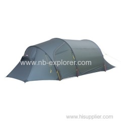 3 P Tunnel backpacking tent