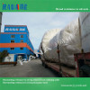 Superior quality Fluoroplastic lining tank Ultra-clean and high-purity percholoric tank PTFE vessel