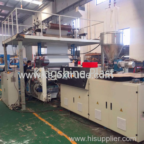 SPC Furniture Flooring Making Machine Line