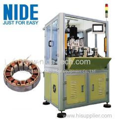 Automatic BLDC Needle Inslot Coil Winding Machine for brushless motor