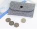 high-quality pressed 100% wool felt fabric chemical ciliated felt used to make womens' fashion wool felt