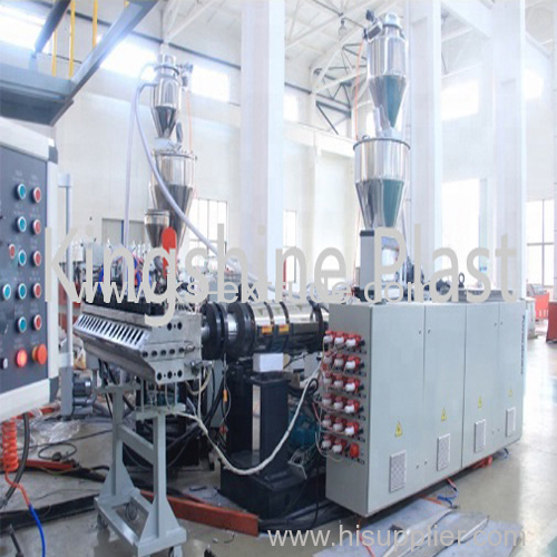 PVC Furniture Laminated Sheet Making Machine