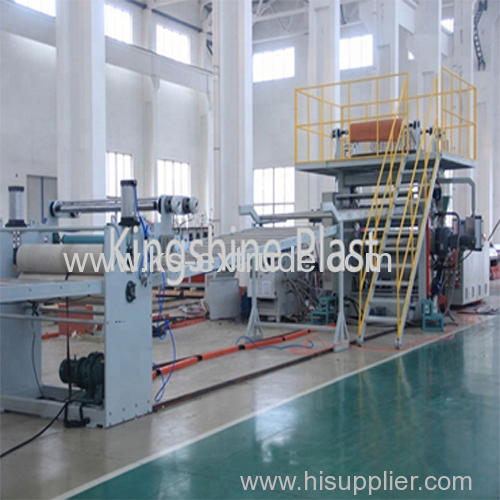 PVC Marble Sheet Production Making Machine