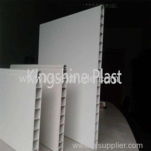 WPC PVC Door Board Extruder Machine