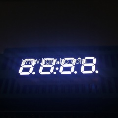 STB display; small clock display;4 digit small led display; white clock display