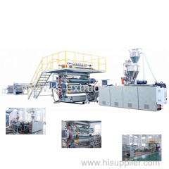 110/220 PVC Marble Sheet Machine Line