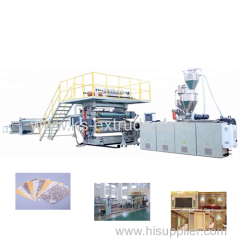 92/188 PVC Sheet Extruder Making Machinery