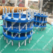 ANSI Standard double flange carbon steel dismantling joint
