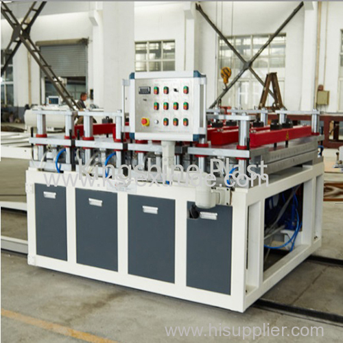 PVC WPC Foam Board Extrusion Line