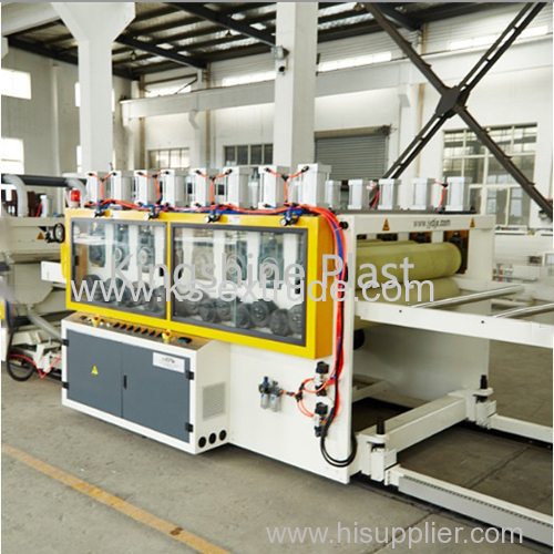 PVC WPC Foam Board Production Line