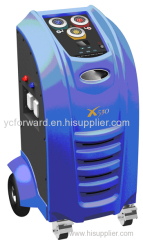 automatic refrigerant recovery machine