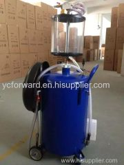 waste oil collecting machine