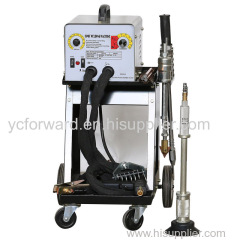 cars appearance repair machine