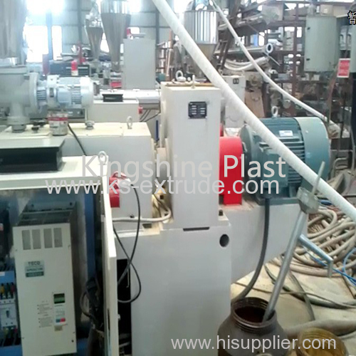 WPC Decking Making machine