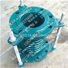 Damping type ripple compensator